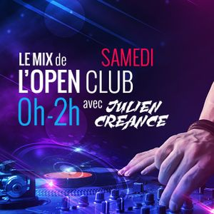 Le Mix de l'Open Club Julien Créance 08-04-2017