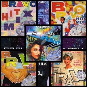 Bravo Hit-Mix No.1-6 (1995-1998)