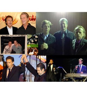 32. Wanderlust — Beatles, Beach Boys, Paul McCartney, John Lennon, Brian Wilson, Greg Mayfield, Phil