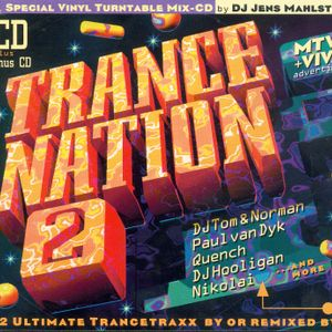 Trance Nation '94 (Vol 2) Mixed by Jens Mahlstedt