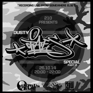 210 Dusty Crates Special 2. // Trackside Burners x ITCH FM //