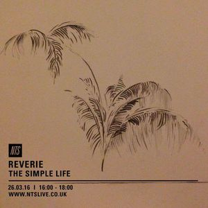 Reverie - 26th March 2016