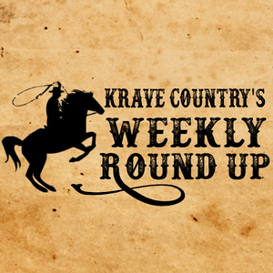 Weekly Round Up with guest Austin Upchurch 11-6-17