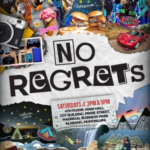 NO REGRETS Week 1 - Dan Carandang