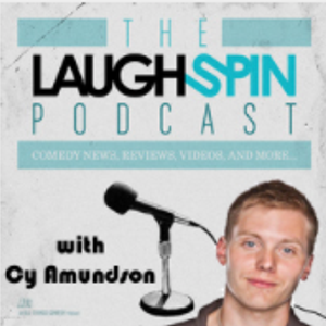 Ep 43.7 - Cy Amundson interview from LaughFest