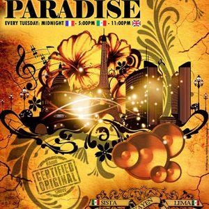 Reggae Paradise Show by Sista Yayen inna KingDub Radio 03.junio.2014