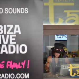 IbizaLiveRadio X-perience live at Tantra Bar Ibiza 04.07.2017
