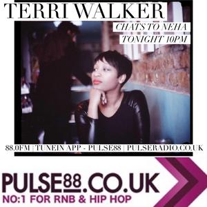 Neha talks to Terri Walker on Pulse88 Radio