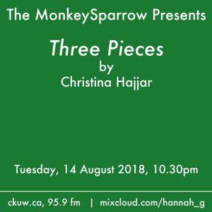 Three Pieces by Christina Hajjar