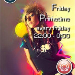Sascha Luxx (040512) - Friday Primetime @ Cuebase-FM