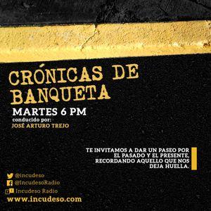 Crónicas de Banqueta - La radio en México con Jorge Diaz   4 de Diciembre 2018
