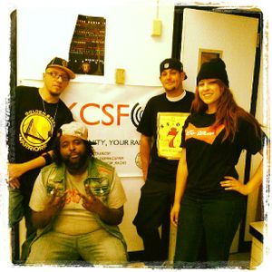 Da MaddHouze Show 5/9/13 w/special guest Robert (City girl owner)