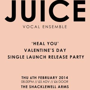 Juice 'Heal You' Valentines Release Podcast