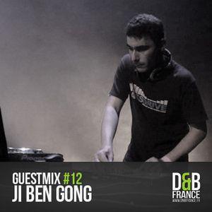 Guest Mix DnbFrance #12 - Ji Ben Gong