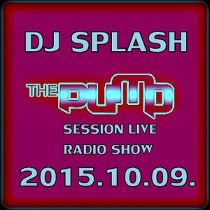 Dj Splash (Lynx Sharp) - Pump Session Live Radio Show 2015.10.09.