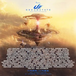 Talla 2XLC Live @ Dreamstate @ NOS Events Center, San Bernardino, California USA 26-11-2016