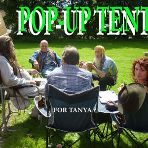 the POP UP TENT