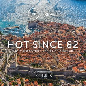 Hot Since 82 @ Culture Club Revelin Terrace for Cercle - 17 June 2019