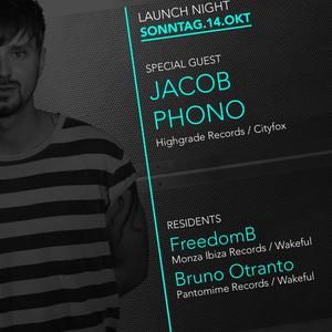 Bruno Otranto @ Wakeful (Golden Gate Club) [Berlin]