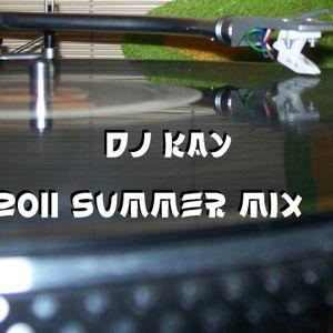 djkay 2011 summer mix