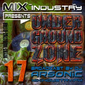 ► UNDERGRoUND ZoNE 17 [1995-1999] ► @ MIX INDUSTRY Radio