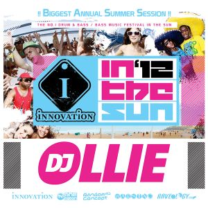 DJ Ollie ft. MC's Krafty, Biggie & Skibadee - Innovation In The Sun 2012