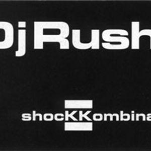 Dj Rush live @ Shockkombination K-- Preschen [23.06.2000]