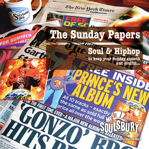 Mr Soulsbury presents: THE SUNDAY PAPERS