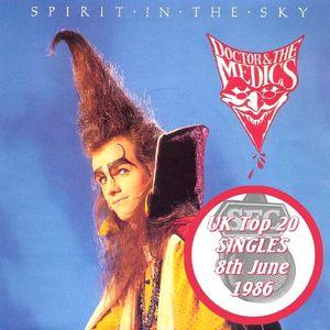 UK TOP 20 SINGLES for June 8th 1986