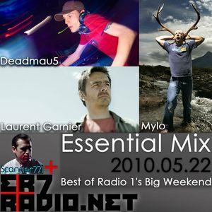 Deadmau5, Mylo, Laurent Garnier - BBC Essential Mix (2010-05-22)