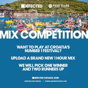 Defected x Point Blank Mix Competition - Bruno Kauffmann