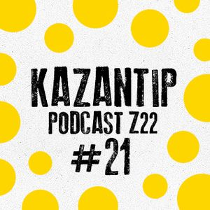 Kazantip Podcast #21 — Robert Babicz