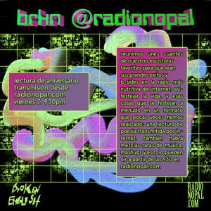 brokenenglish.lol desde radionopal. (07-06-19)