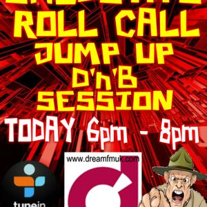 Shedsta's Jump Up Drum 'n' Bass Session on the mighty Dream FM