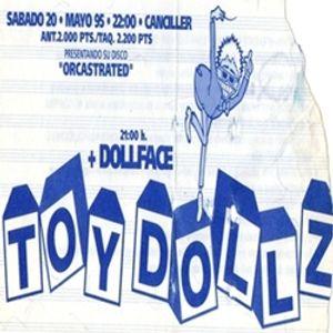 Toy Dollz @ Canciller II - Madrid - 20/05/1995