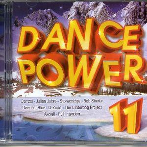 Dance Power 11 (2004) CD1