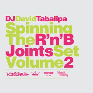 Spinning The R'n'B Joints Set Volume 2 - May 2012