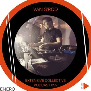 Podcast Extensive Collective #055 with Van S'Rod