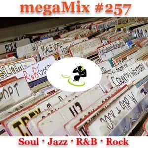 megaMix #257 Soul · Jazz · R&B · Rock