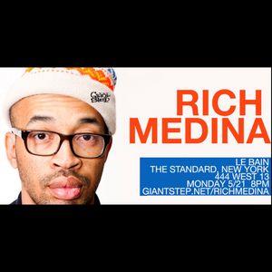 Giant Step presents Rich Medina - Le Bain, NYC - May, 21 2012