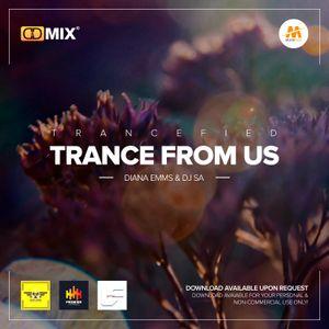 TRANCE FROM US - DIANA EMMS & DJ SA