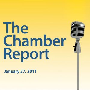 The Chamber Report - 2011-01-27