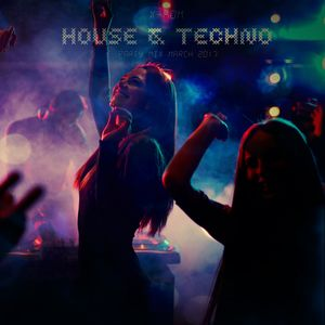 House & Techno Party Mix March 2017