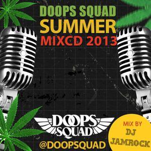 DOOPSQUAD SUMMER MIX CD 2013