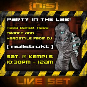 TFF 2017: Party In The Lab!