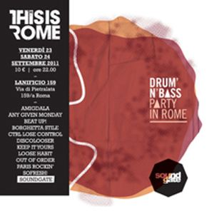 THIS IS ROME 2011: Soundgate Mixtape