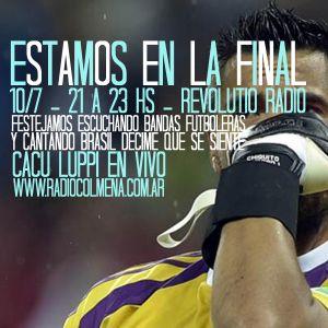 #RevolutioRadio - Bandas Futoleras (10/07/2014)
