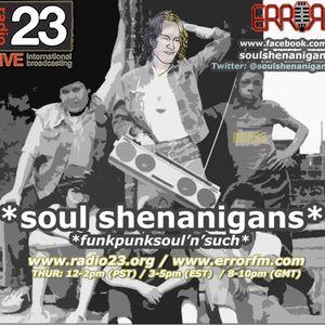 185 Soul Shenanigans