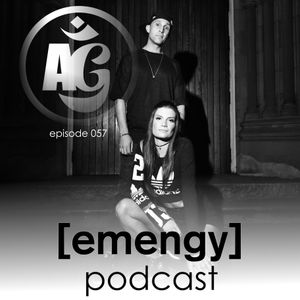 Emengy Podcast 057 - Average Gypsy