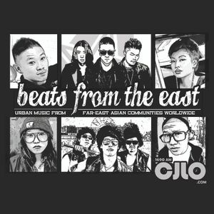 Beats From The East on CJLO -  03/18/2014